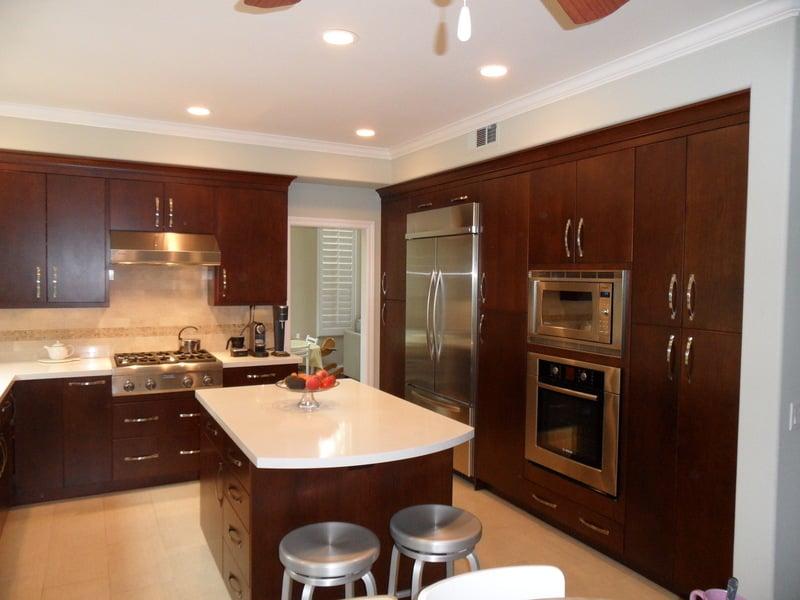 beautiful kitchen design by kathleen tish certified