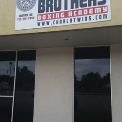 Charlo Brothers Boxing Academy