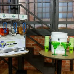 Emergency Margarita Services Party Equipment Rentals