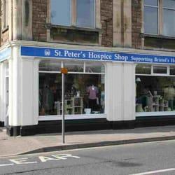 St Peter's Hospice Shop, Bristol