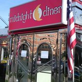 Midnight Diner - Entrance to the Midnight Diner - Charlotte, NC, Vereinigte Staaten