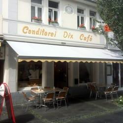 Conditorei - Café DIX, Königswinter, Nordrhein-Westfalen
