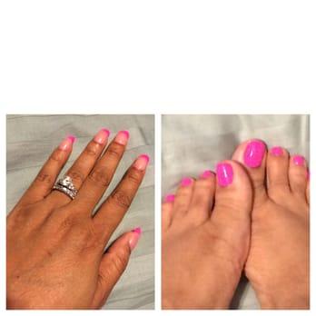 Pro nails 38 photos nail salons gurnee il united for Acrylic toe nails salon