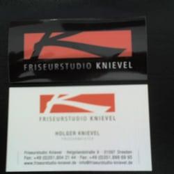 Friseurstudio Holger Knievel, Dresden, Sachsen