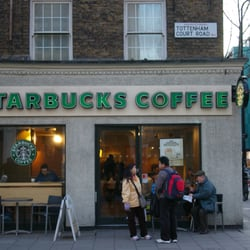 Starbucks, London