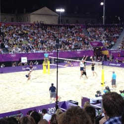 Men's Gold Medal match. Brazil v Germany