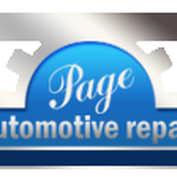 Page Automotive Repair logo