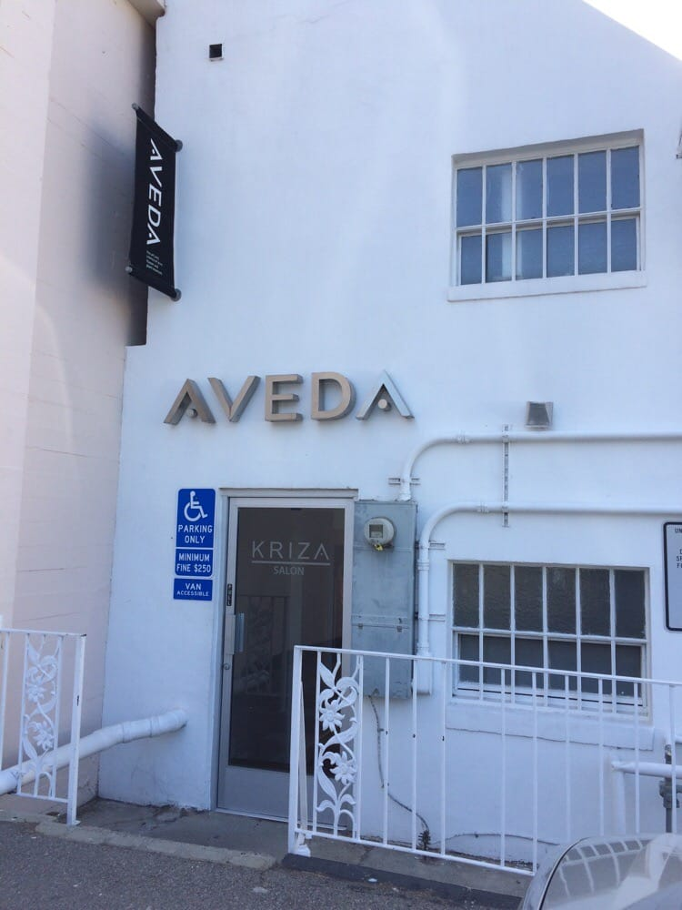 Aveda spa kriza salon hairdressers studio city for A salon of studio city