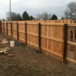 Red Remodels - Henderson, CO, États-Unis. Fence Installation