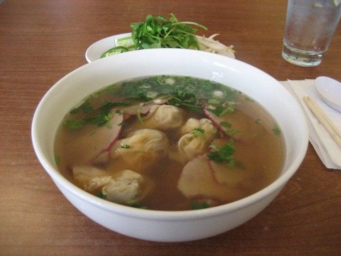 ... - Gardena, CA, United States. Pho Gardena (Wonton Soup with Noodles