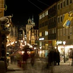 Nürnberger Christkindlesmarkt, Nürnberg, Bayern