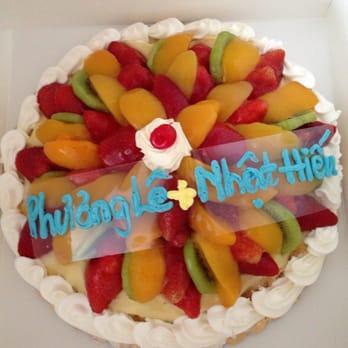 Fruit Tart Cake Westminster