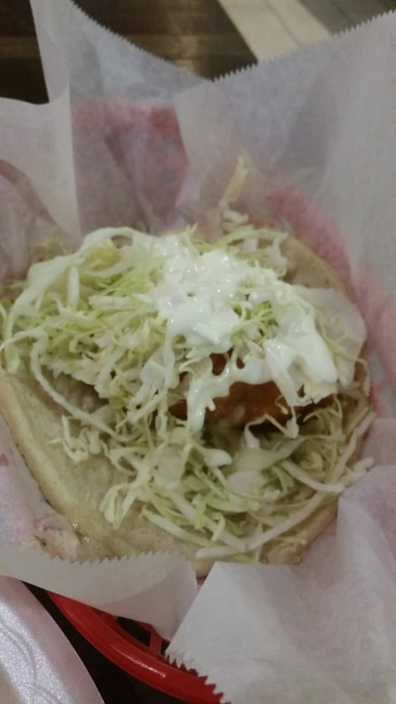Free fish taco w yelp check in yelp for Phils fish grill