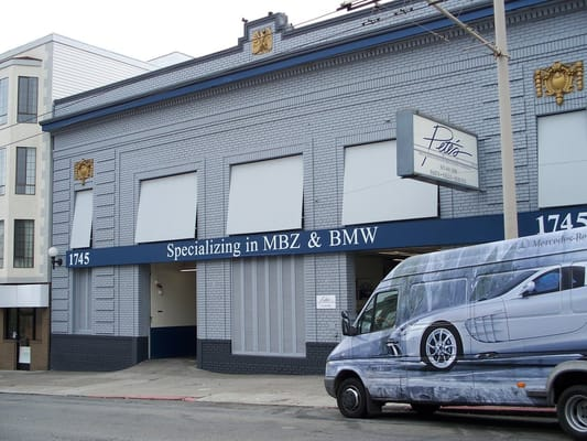 Pete s inc mercedes benz and bmw service center auto for Mercedes benz rockville centre service