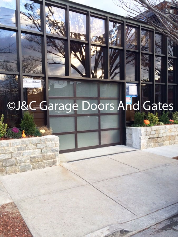 Garage gate Westchester County NY