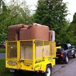 Tidy Trailers Junk Removal Hauling Richmond BC Canada Reviews