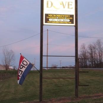 Naked Dove Brewing Company - Canandaigua, NY -