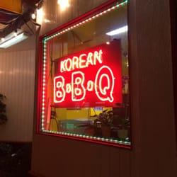 Wooden Charcoal Korean Village Barbecue House - San Francisco, CA, États-Unis