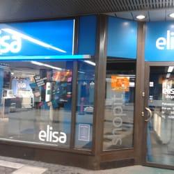Elisa shopit vantaa