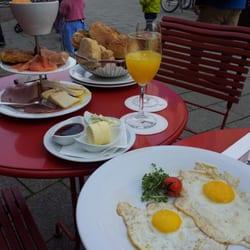 Le Grand Luitpold Frühstück für 2
