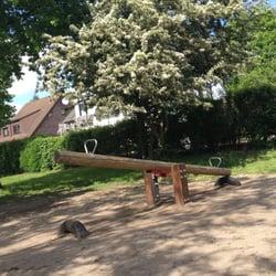 Spielplatz, Dinslaken, Nordrhein-Westfalen