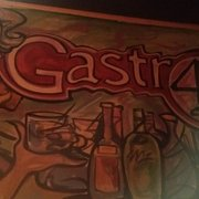 Gastro 49 - Chesterton, IN, États-Unis. Local artist and live music