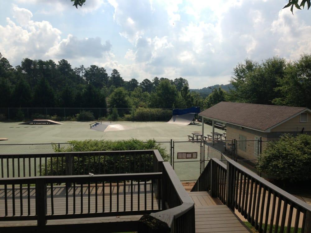 Waller Park Roswell ga Waller Park Extension Skate Park Roswell ga United States