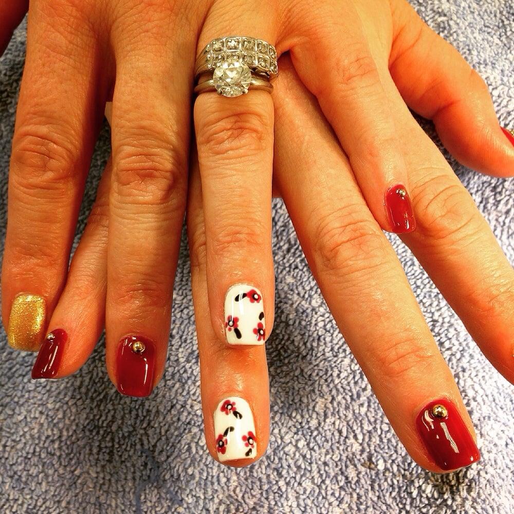 Instyle nails nail salons las vegas nv yelp for 24 nail salon las vegas
