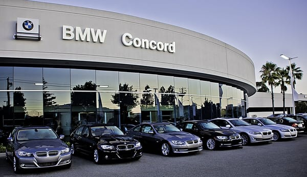 Concord (CA) United States  City new picture : BMW Concord Concord, CA, United States | Yelp