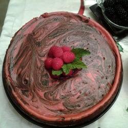 Inspiration Catering & Baking - Chocolate Raspberry Cheesecake - Federal Way, WA, Vereinigte Staaten