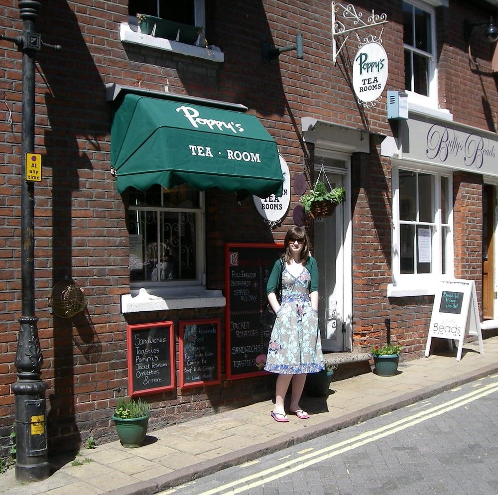 Tea Rooms Near Colchester