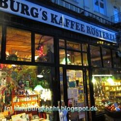 Kaffeerösterei Burg, Hamburg