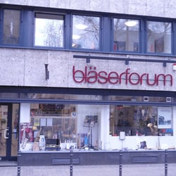 Bläserforum Blasinstrumente oHG, Cologne, Nordrhein-Westfalen, Germany
