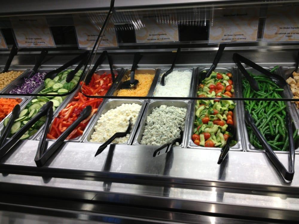 Wegmans 33 photos supermarkets 675 alberta dr for Food bar wegmans