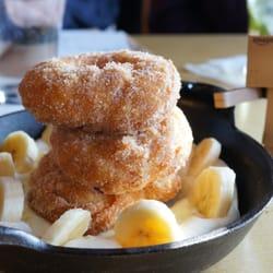 Plan Check Kitchen + Bar - doughnuts - Los Angeles, CA, Vereinigte Staaten