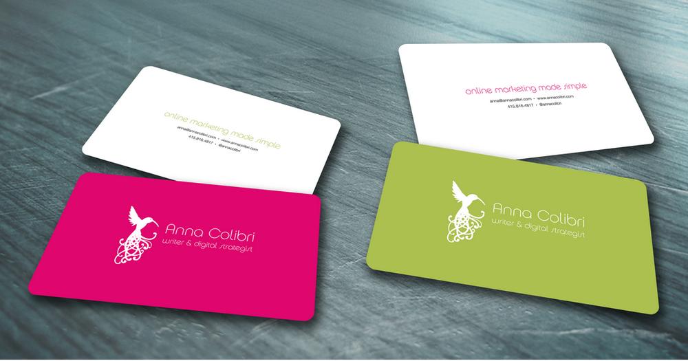 San Francisco Business Cards images