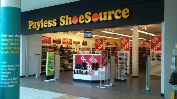 The biggest shopping centre/mall in Canada with Payless ShoeSource store: Bloor-Yorkville List of Payless ShoeSource stores locations in Canada. Find the Payless ShoeSource store near you in Canada Cities, Provinces and Territories/5(12).