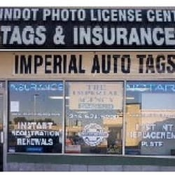 Imperial Auto Tags Insurance Agency Notaries