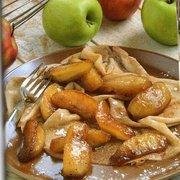 Photo non contractuel de galette pommes…