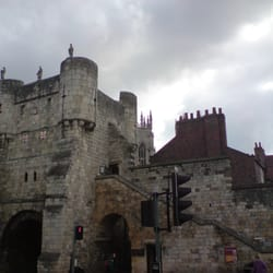 The City Walls, York