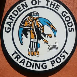 Garden Of The Gods Trading Post logo