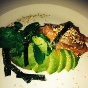 #FoodPorn #Avocado #Smokedsalmon #Ginger…