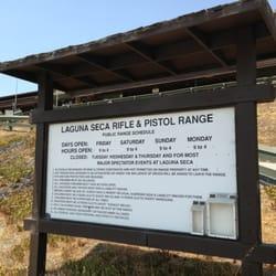 Laguna Seca Rifle Amp Pistol Range Yelp