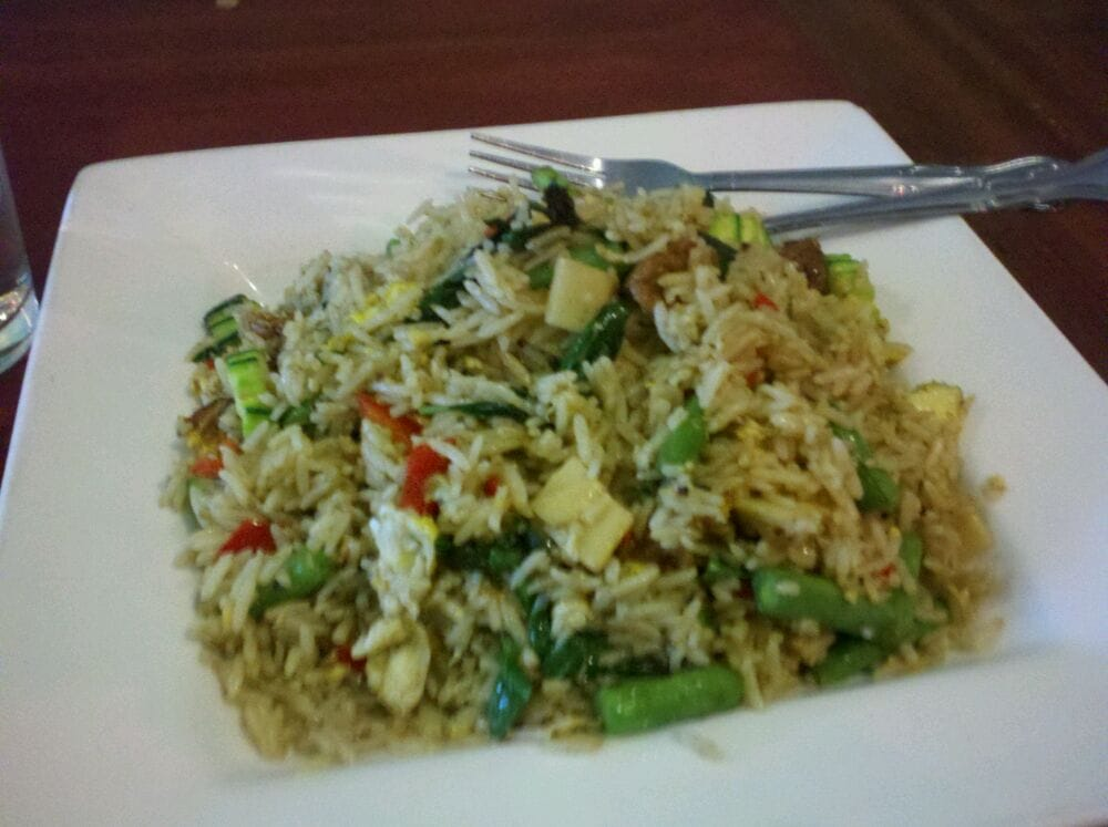 Green Curry Fried Rice Green Curry Fried