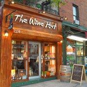 The Wine Hut - New York, NY, Vereinigte Staaten