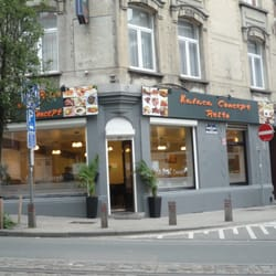 Concept komOresto Vos restaurants prfrs livrs chez vous