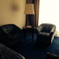 gemütliche Sitzecke in Junior Suite
