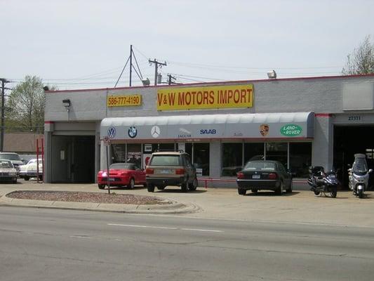 V And W Motors Import Roseville Mi United States Yelp