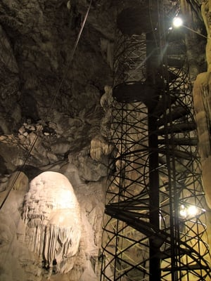 Moaning Cavern Park - Moaning Cavern - Vallecito, CA, Vereinigte Staaten
