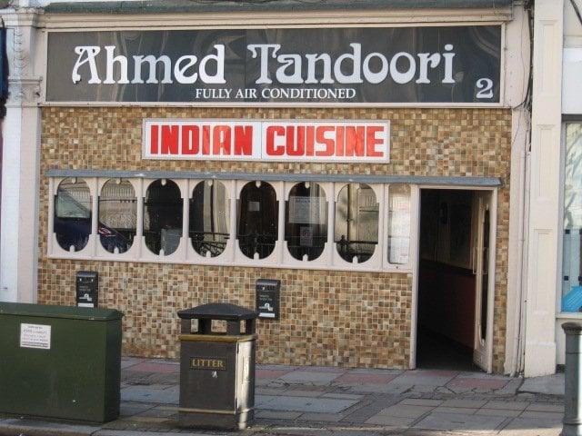 Ahmed tandoori restaurant indien wimbledon londres london royaume uni - Bon restaurant indien londres ...